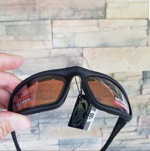 Sunglasses Motorcycle padded Glasses Shade Cycling